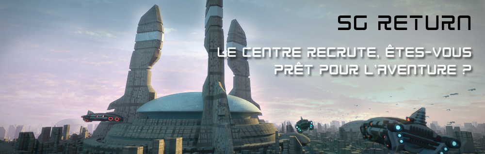 Actualite Stargate Return